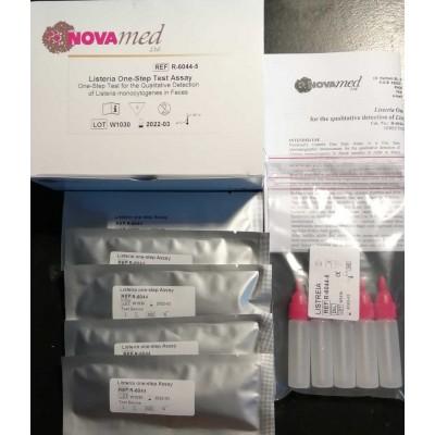 Novamed Campylobacter, Listeria, Salmonella - set troch domácich testov - 3x 5