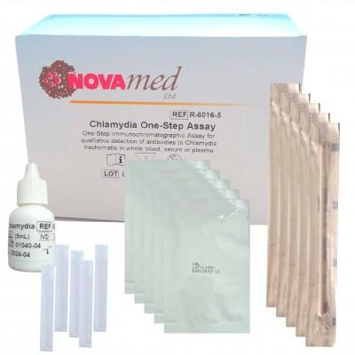 Novamed Chlamydia Test - domácí test na chlamydie pro muže i ženy