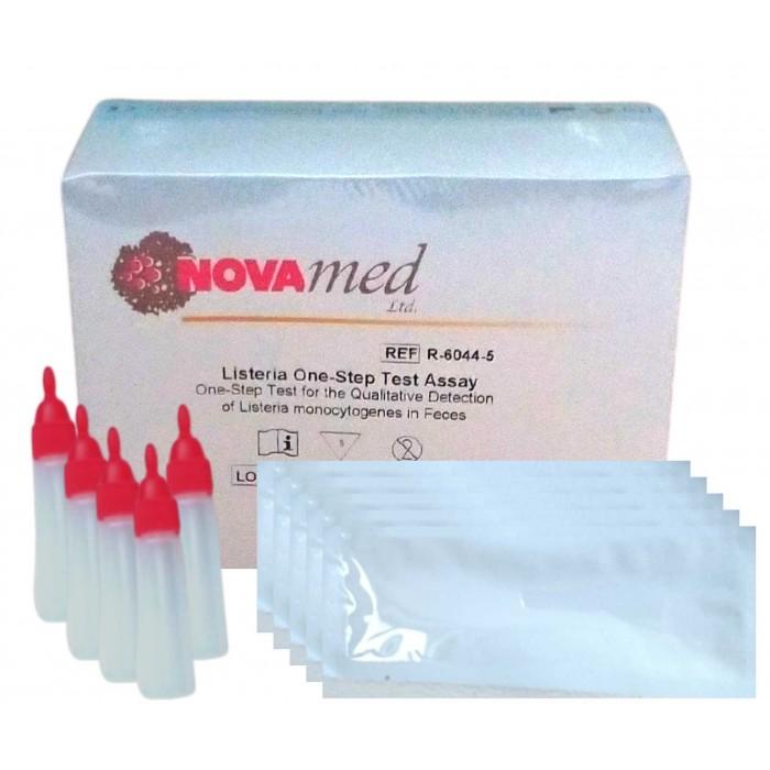 Novamed  Listeria test - domácí test na infekci listerií