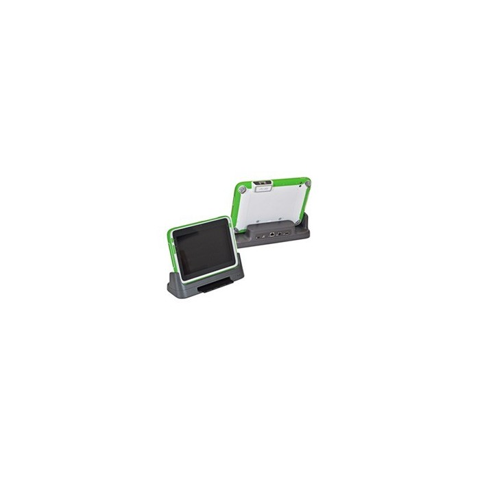 MiOCare cradle (Green) - Tablet L1 xx Single
