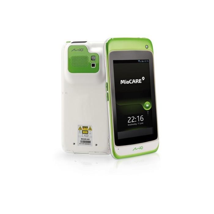 MiOCare A235 Tablet - tablet pre zdravotníctvo s RFID a 1D/2D