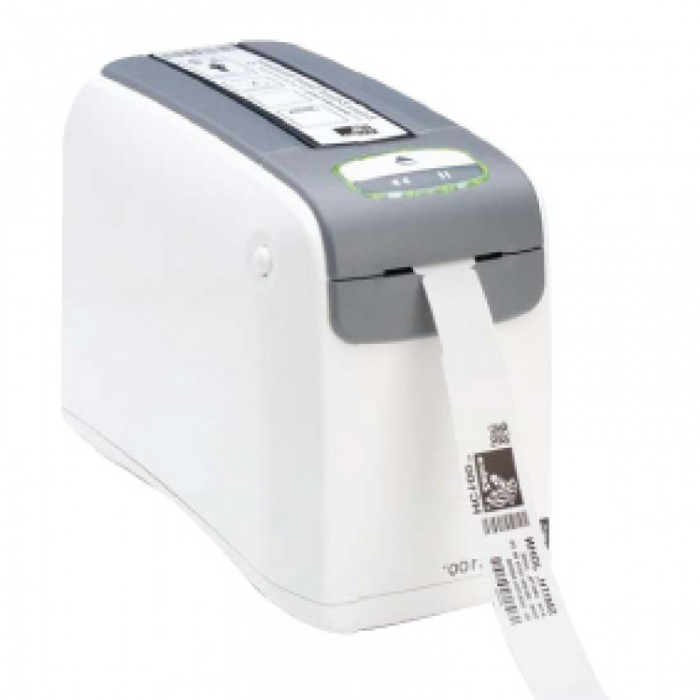 Zebra HC100 Printer, tiskárna DT, ZPL II, XML, SERIAL, USB
