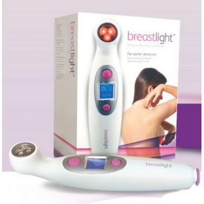 BreastLight – přístroj na samovyšetření prsou