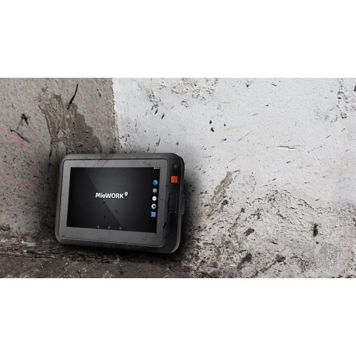 MioWORK F700 Tablet, GPS, Wi-Fi - odolný tablet