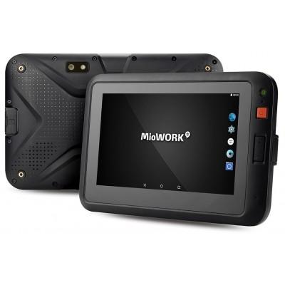 MioWORK F740 Tablet, GPS, Wi-Fi , 4G - odolný tablet