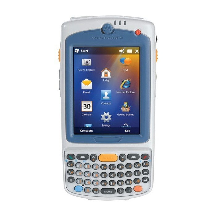 Zebra MC55A0-HC, EDA, 2D, NUM, USB, BT, Wi-Fi, 256 MB/1 GB, WM 6.5