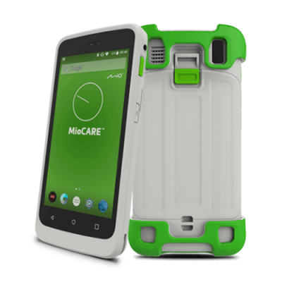 MiOCare A505 Tablet - tablet pre zdravotnictvo s NFC,1D/2D,Wi-Fi
