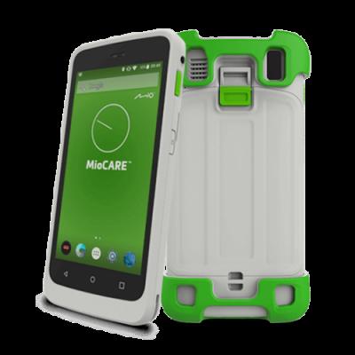 MiOCare A505 Tablet - tablet pro zdravotnictví s NFC,1D/2D,Wi-Fi