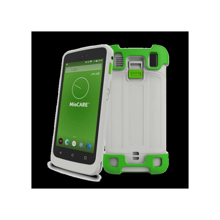 MiOCare A505 Tablet - tablet pro zdravotnictví s NFC a 1D/2D