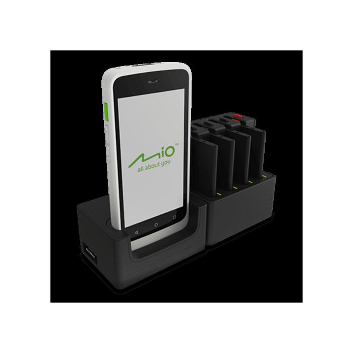 MiOCare A335 Tablet - tablet pro zdravotnictví s 3G a 1D/2D