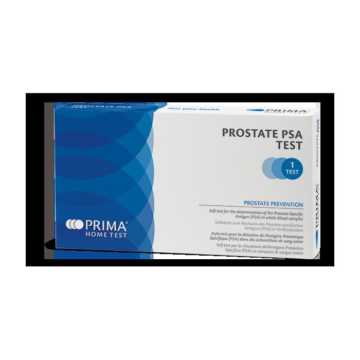 Prima Lab TSH test - domácí diagnostika funkce štítné žlázy