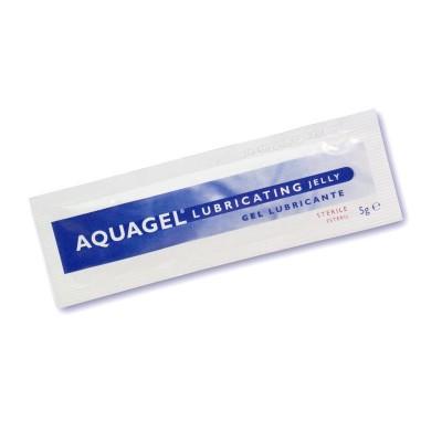 Ecolab Aquagel - lubrikační gel na vodní bázi, sáček 5g/ 10 ks