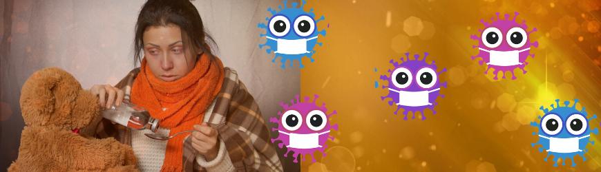 Chřipka a angína