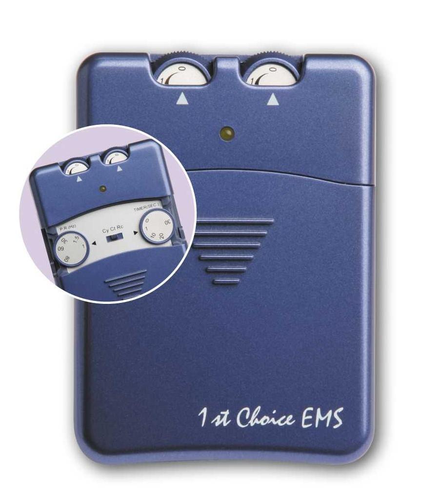 Body Clock 1st Choice EMS - EMS svalová elektrostimulace +5 let záruka