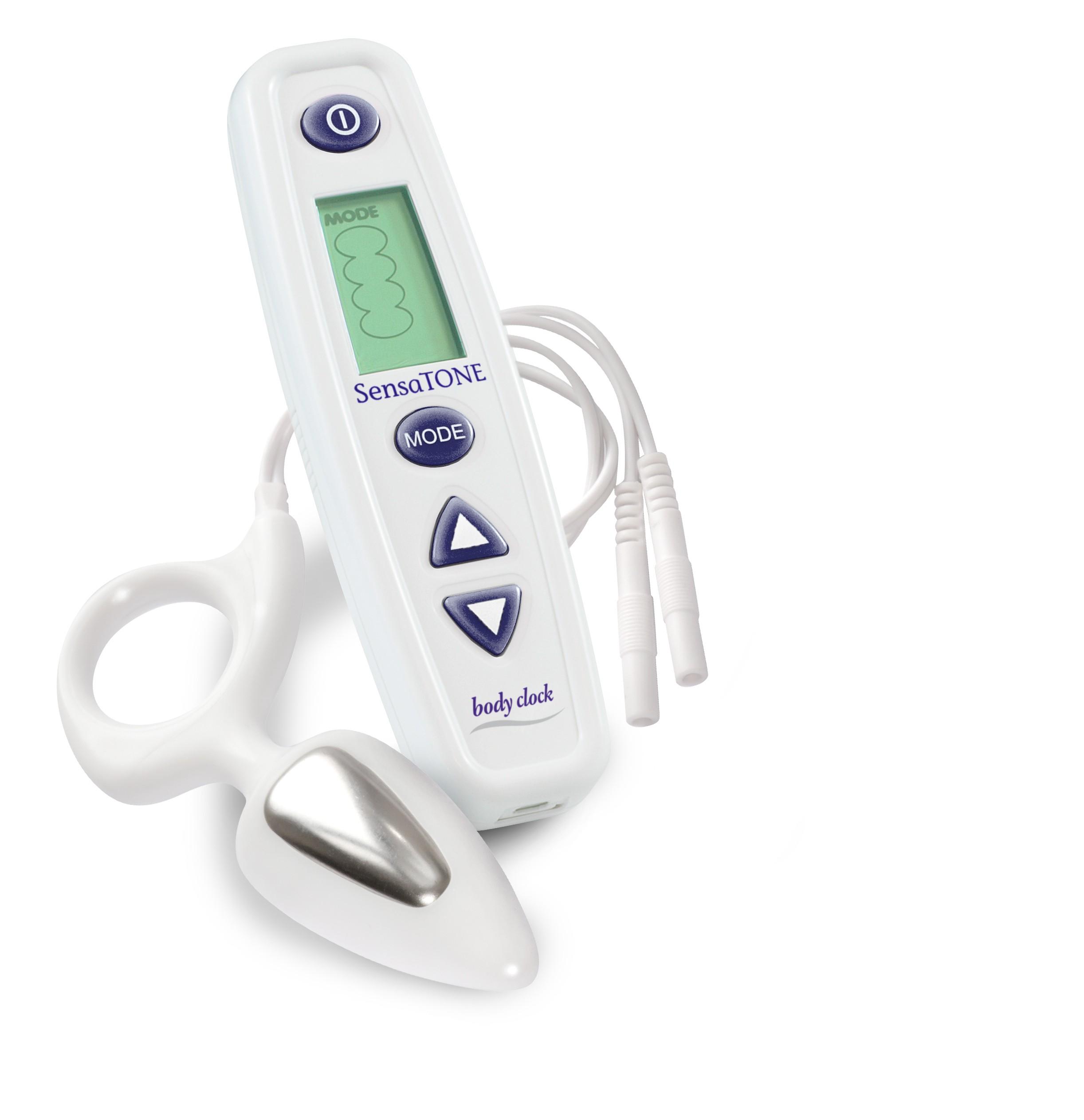 Body Clock SensaTONE for Men - posilovač pánevního svalstva pro muže (PFS) + 5 let záruka