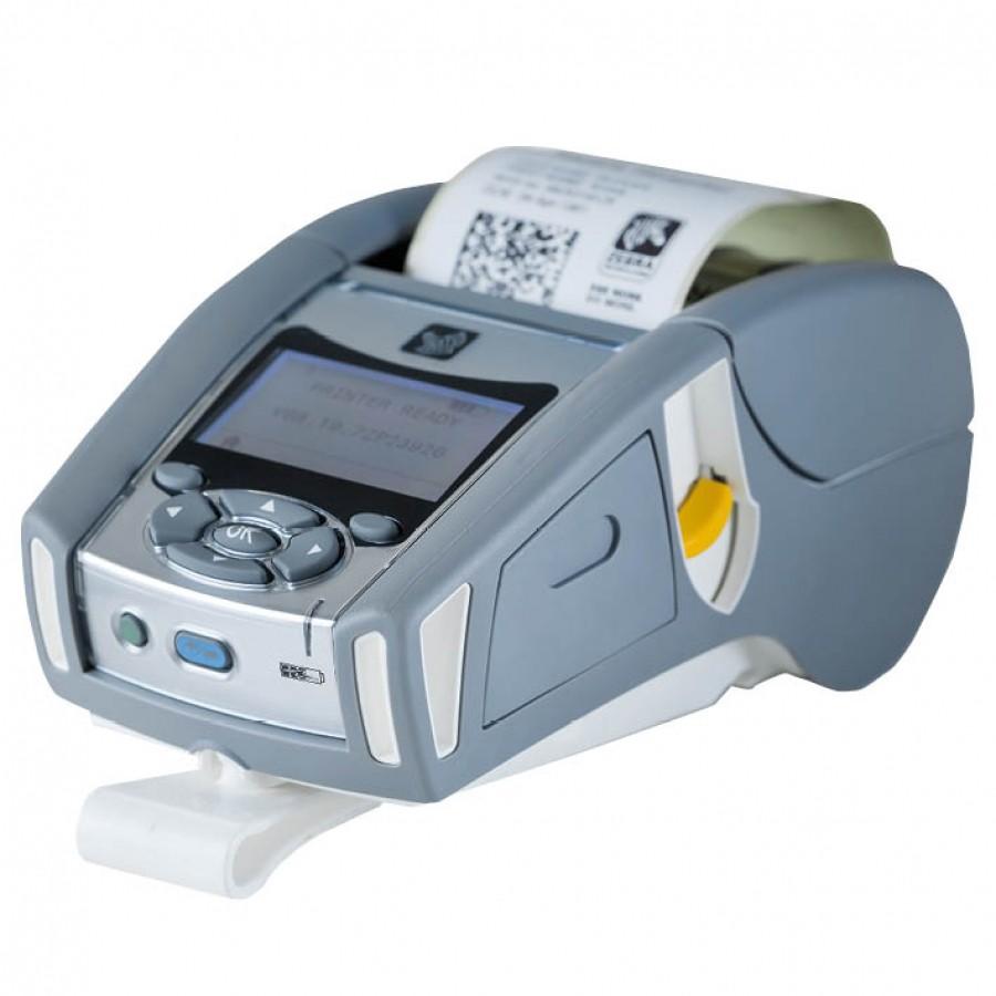 Zebra QLn220 Healthcare - mobilní tiskárna, USB, RS232, 8 dots/mm (203 dpi), disp., RTC, EPL, ZPL, CPCL