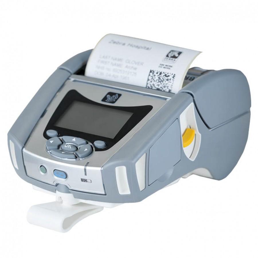 Zebra QLn320 Healthcare - mobilní tiskárna, USB, RS232, BT, Wi-Fi, 8 dots/mm (203 dpi), disp., RTC, EPL, ZPL, CPCL
