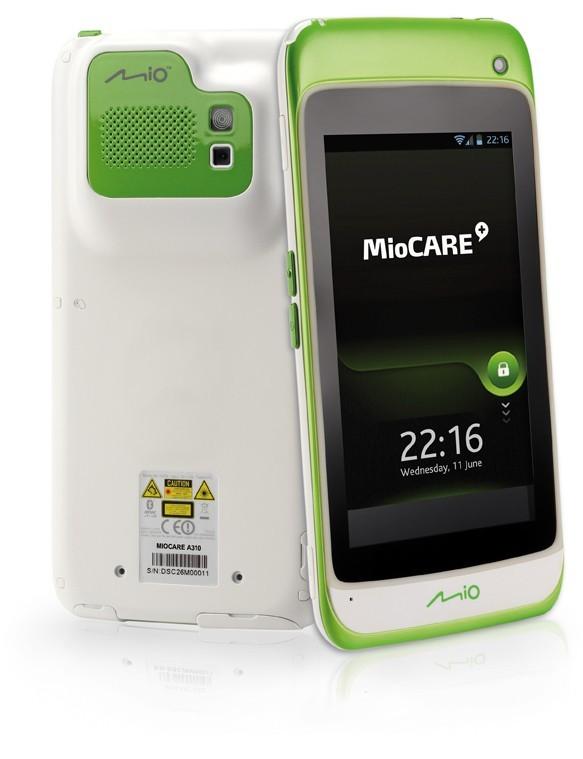 MiOCare A310 Tablet - tablet pro zdravotnictví