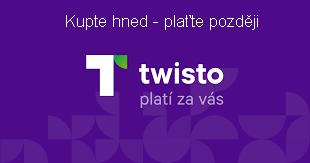 Twisto - kupte teď - zaplaťte později